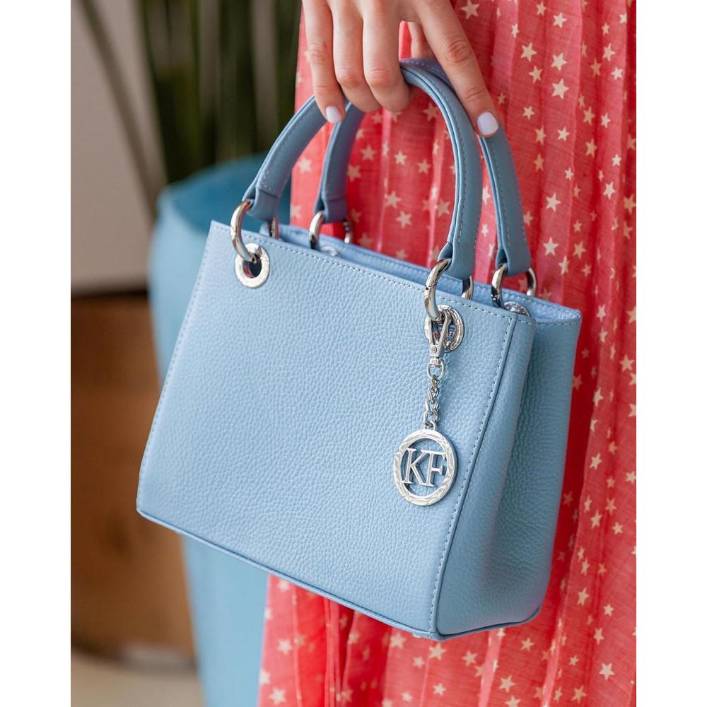Жіноча шкіряна сумка Vera S KF-3674-2