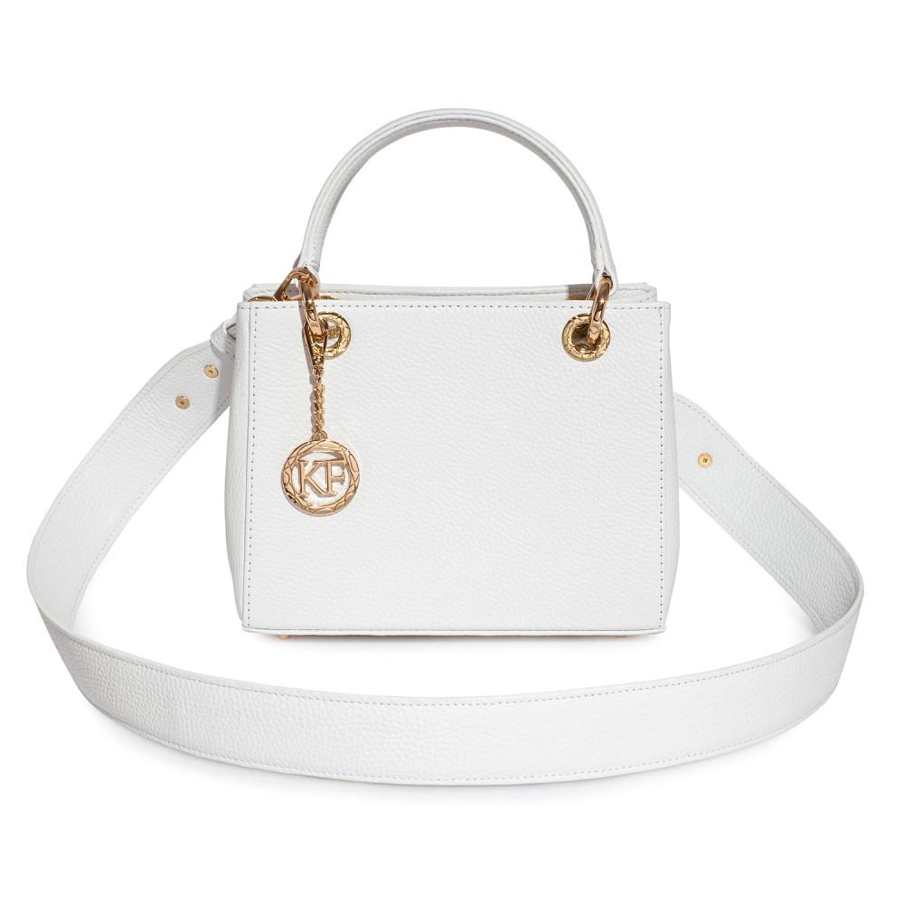 Жіноча шкіряна сумка Vera S KF-3685