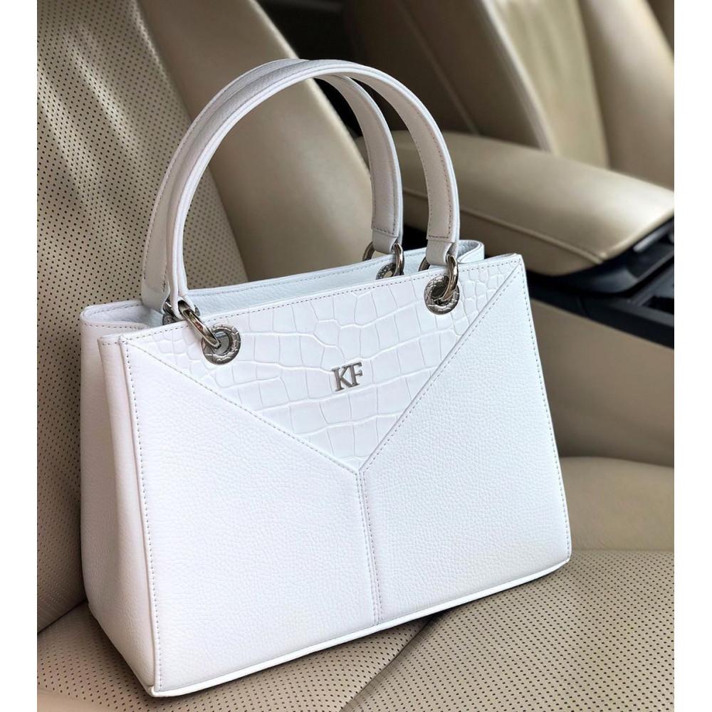 Жіноча шкіряна сумка Vera M KF-3690