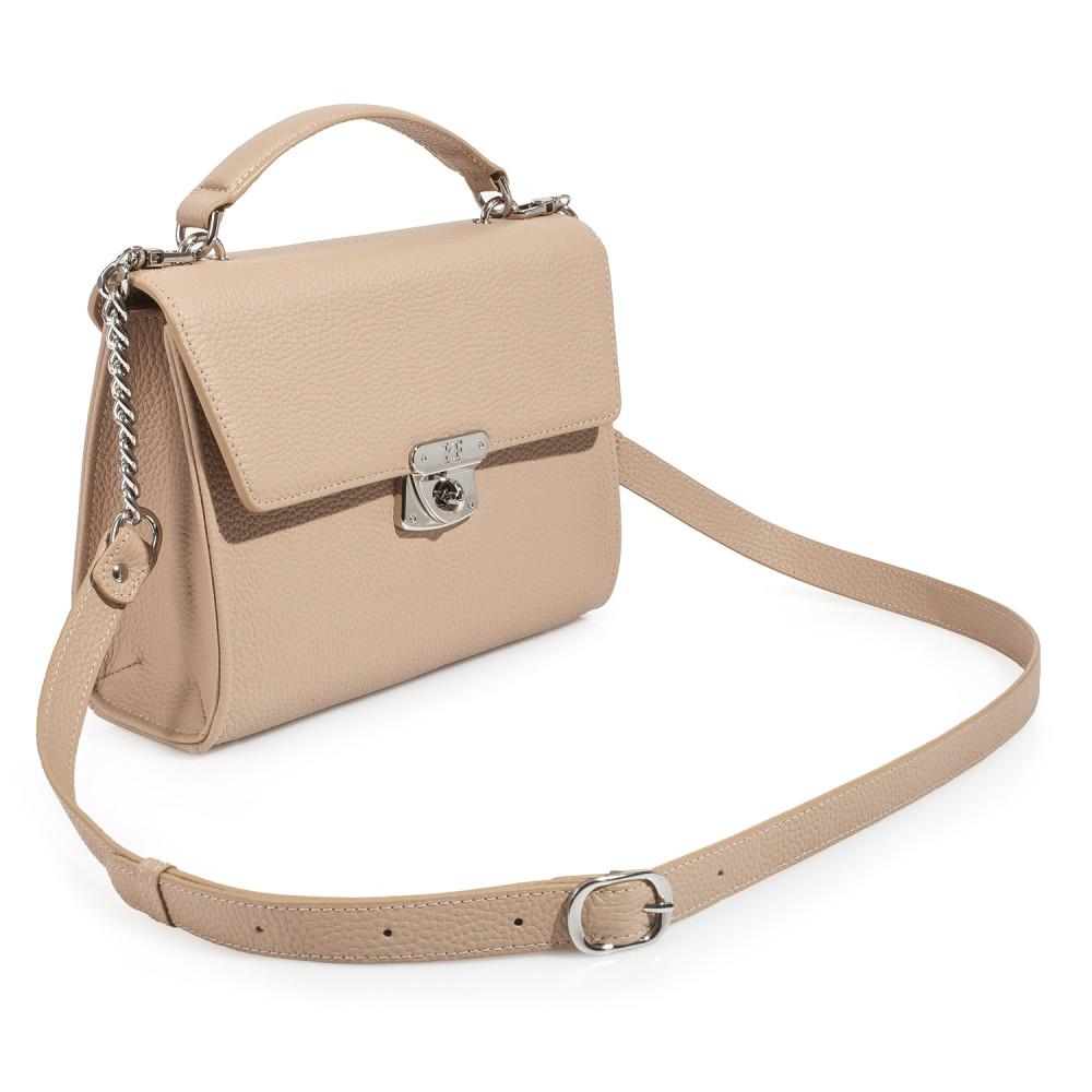 Жіночий шкіряний портфель Alice KF-3691-