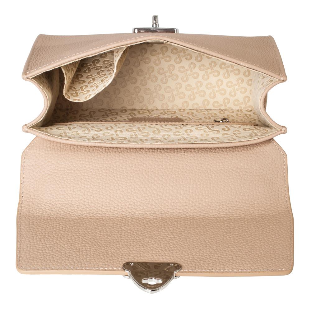 Жіночий шкіряний портфель Alice KF-3691-4