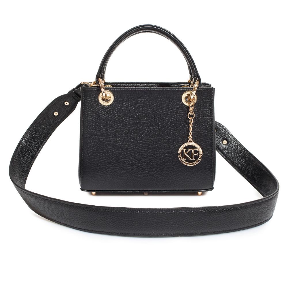 Жіноча шкіряна сумка Vera S KF-3742-1