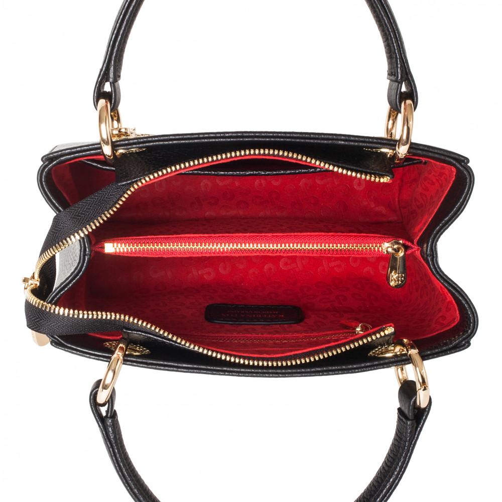 Жіноча шкіряна сумка Vera S KF-3742-5