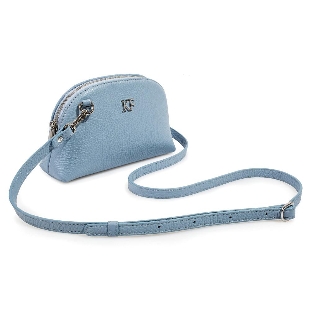 Жіноча шкіряна міні-сумочка Ksusha KF-3745-1