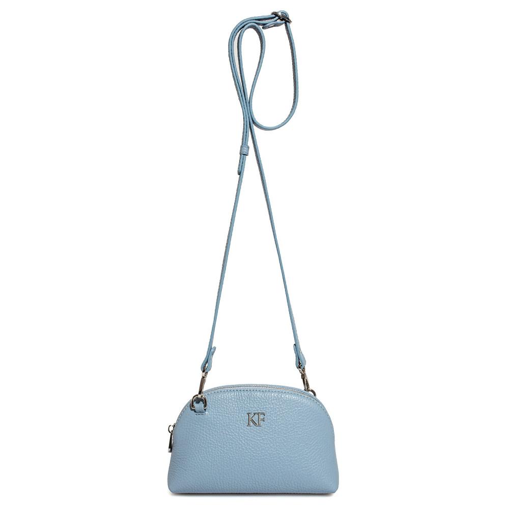 Жіноча шкіряна міні-сумочка Ksusha KF-3745-2