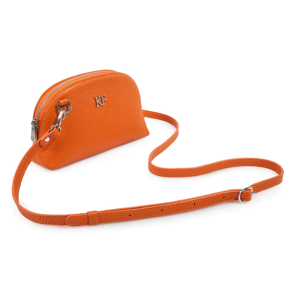Жіноча шкіряна міні-сумочка Ksusha KF-3748-1