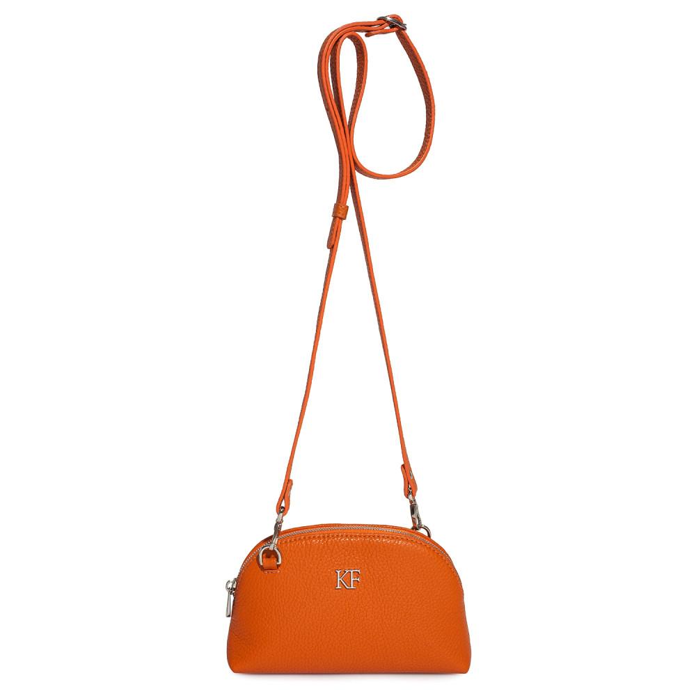 Жіноча шкіряна міні-сумочка Ksusha KF-3748-2