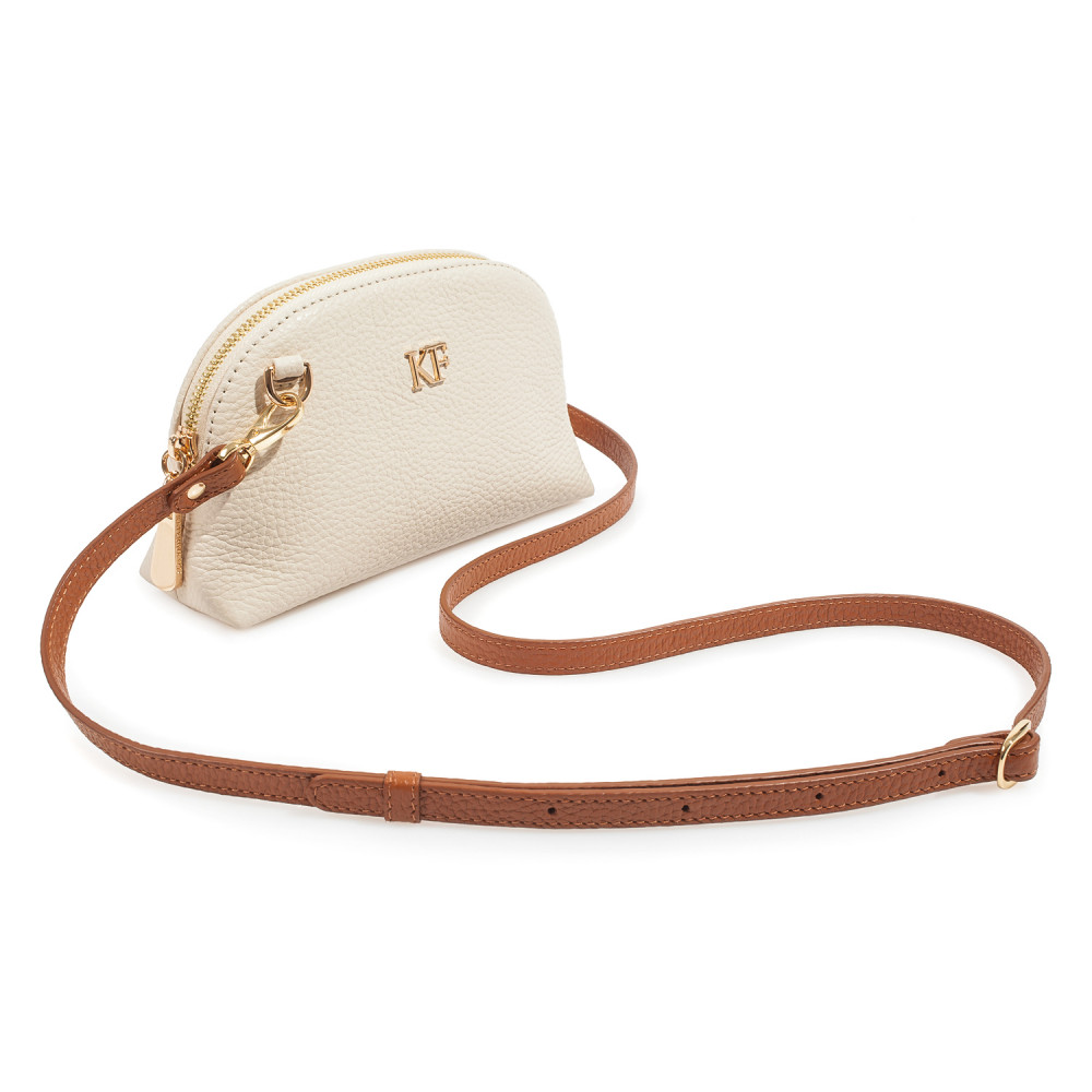Жіноча шкіряна міні-сумочка Ksusha KF-3751-1