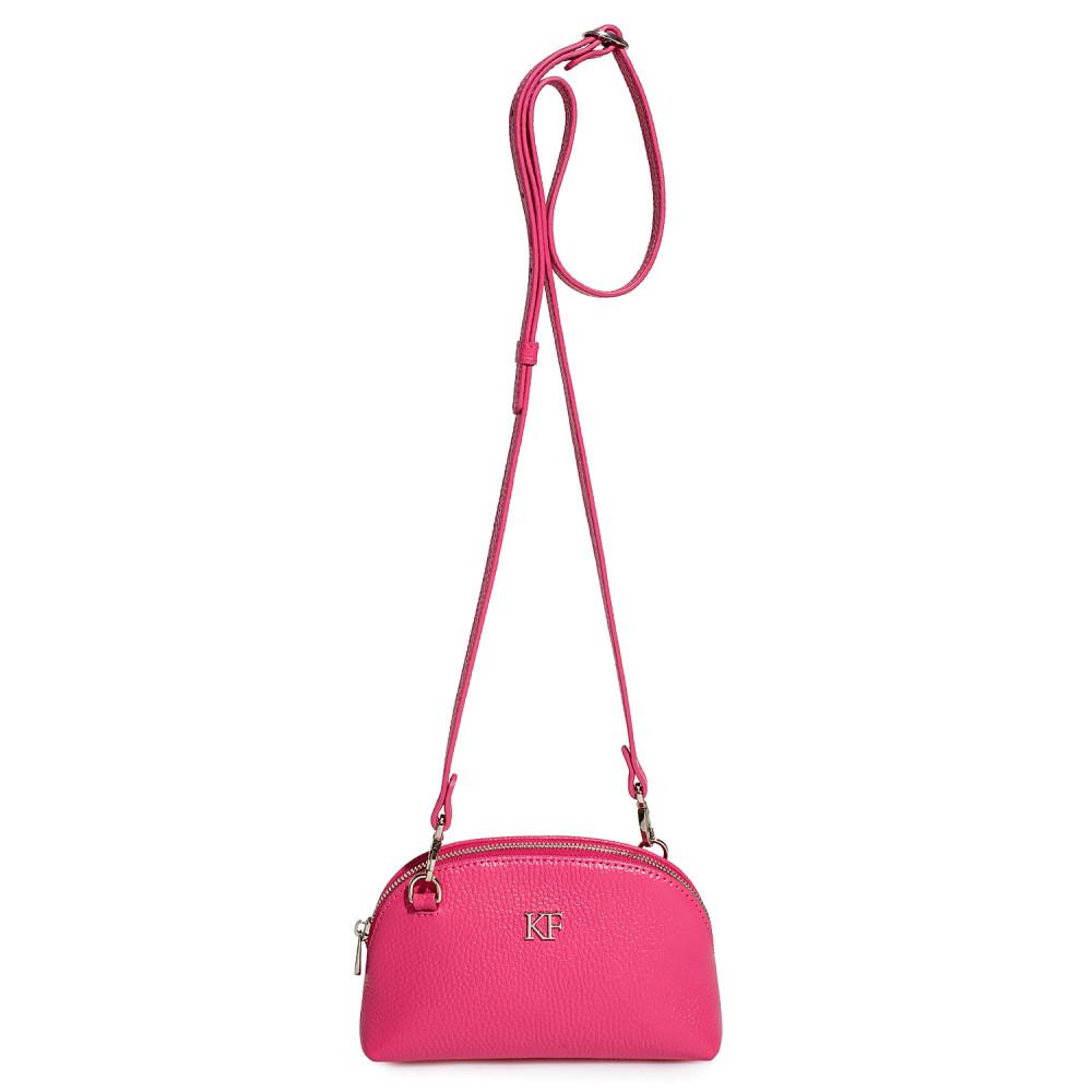 Жіноча шкіряна міні-сумочка Ksusha KF-3755-2