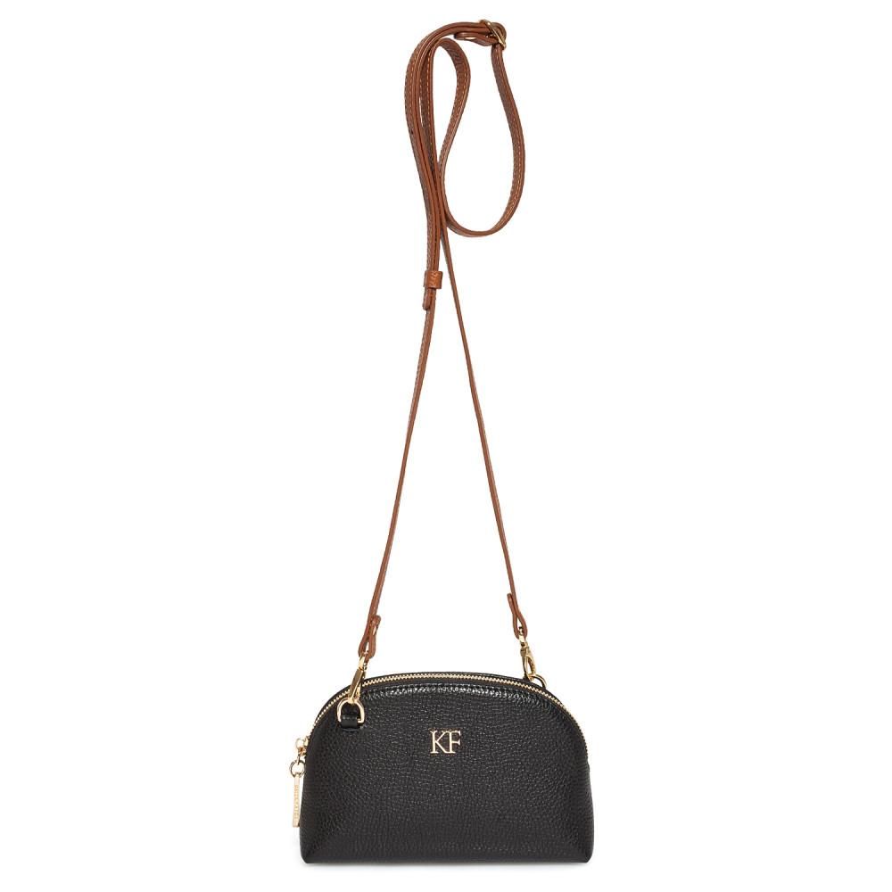 Жіноча шкіряна міні-сумочка Ksusha KF-3756-2