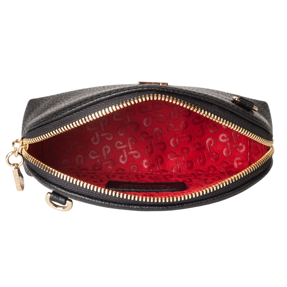 Жіноча шкіряна міні-сумочка Ksusha KF-3756-4