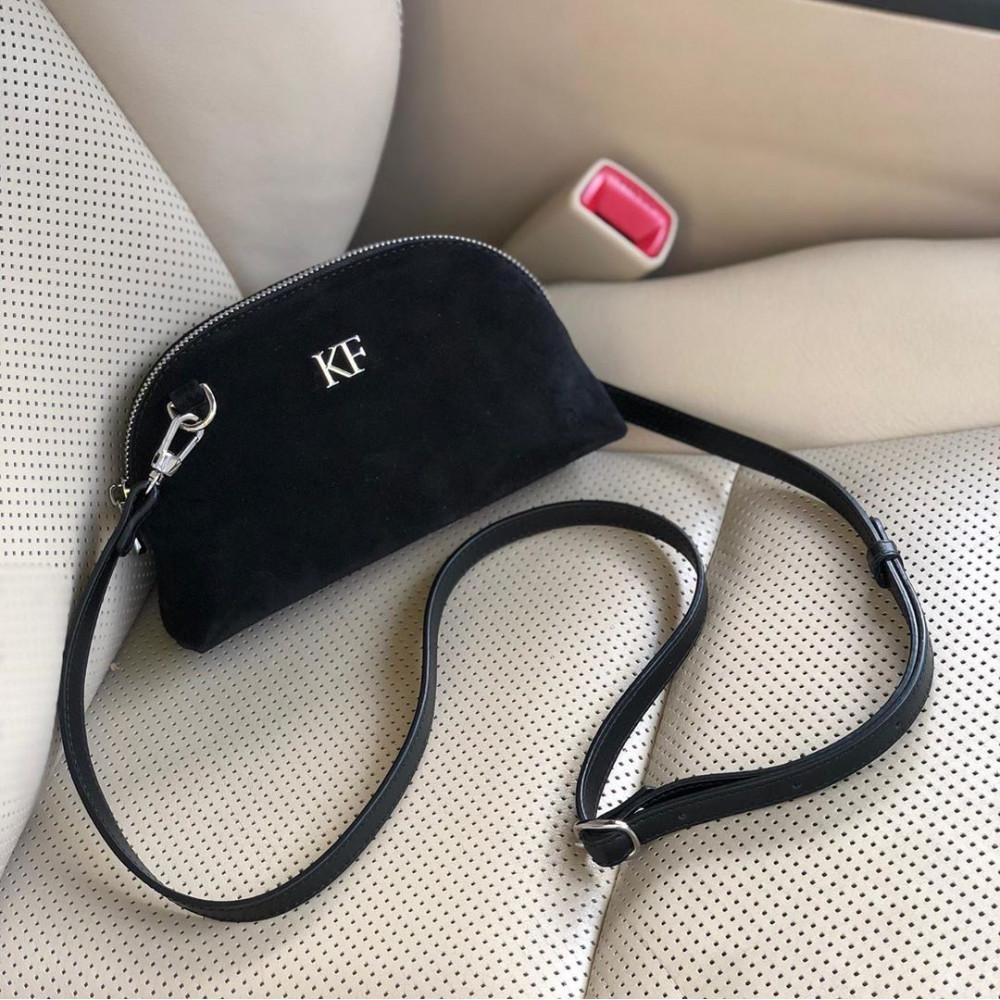 Women's leather mini bag Ksusha KF-3759