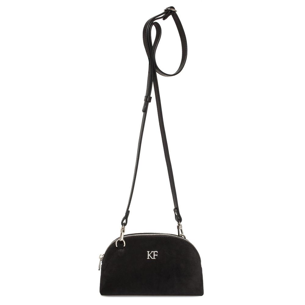 Жіноча шкіряна міні-сумочка Ksusha KF-3759-2