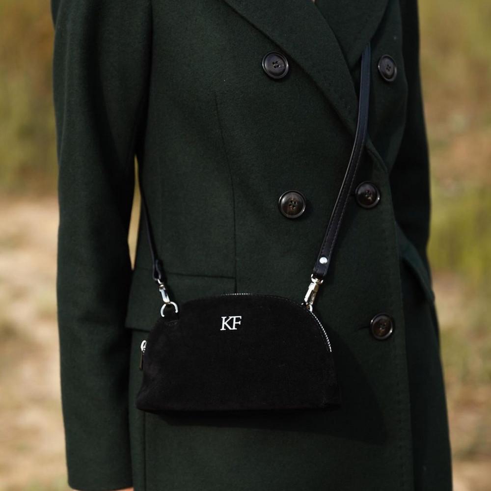 Жіноча шкіряна міні-сумочка Ksusha KF-3759-5
