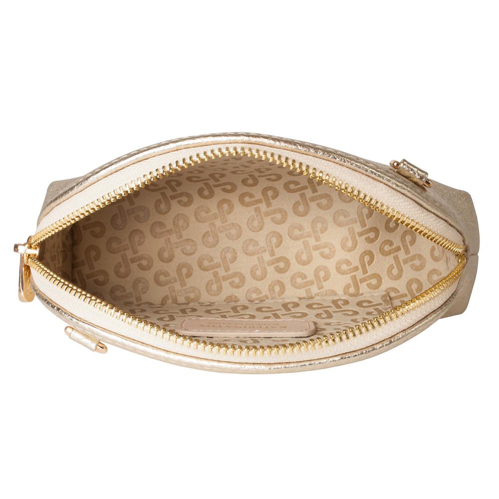 Жіноча шкіряна міні-сумочка  Ksusha KF-3785-4