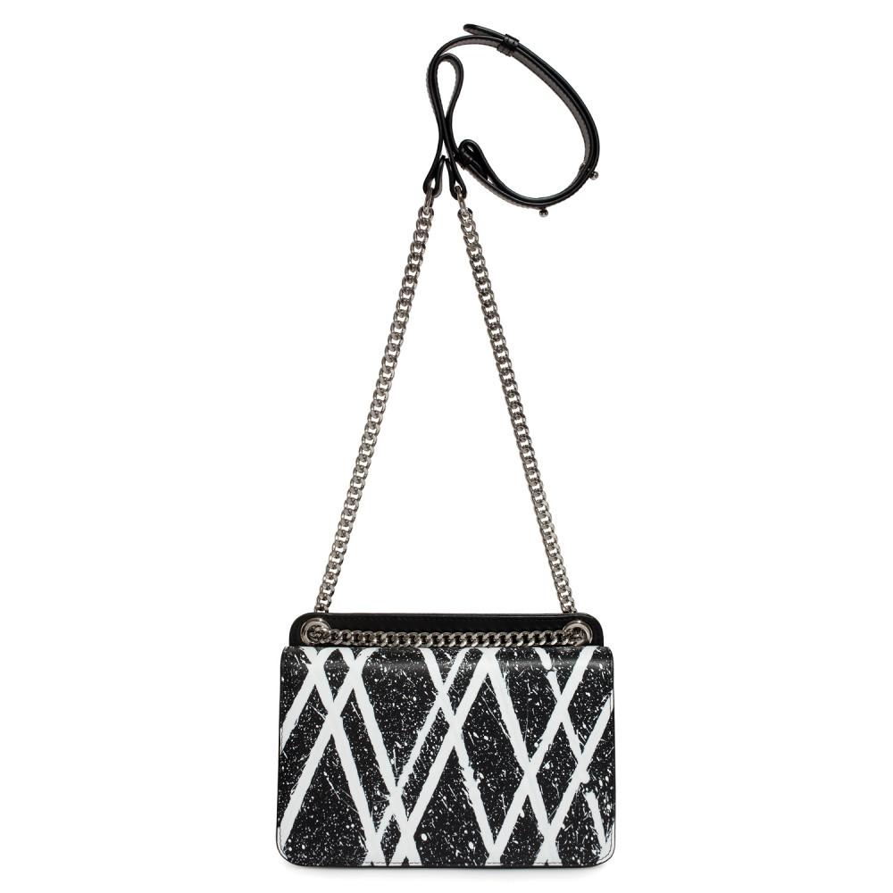 Жіноча шкіряна сумка на ланцюжку Elvira KF-3790-2