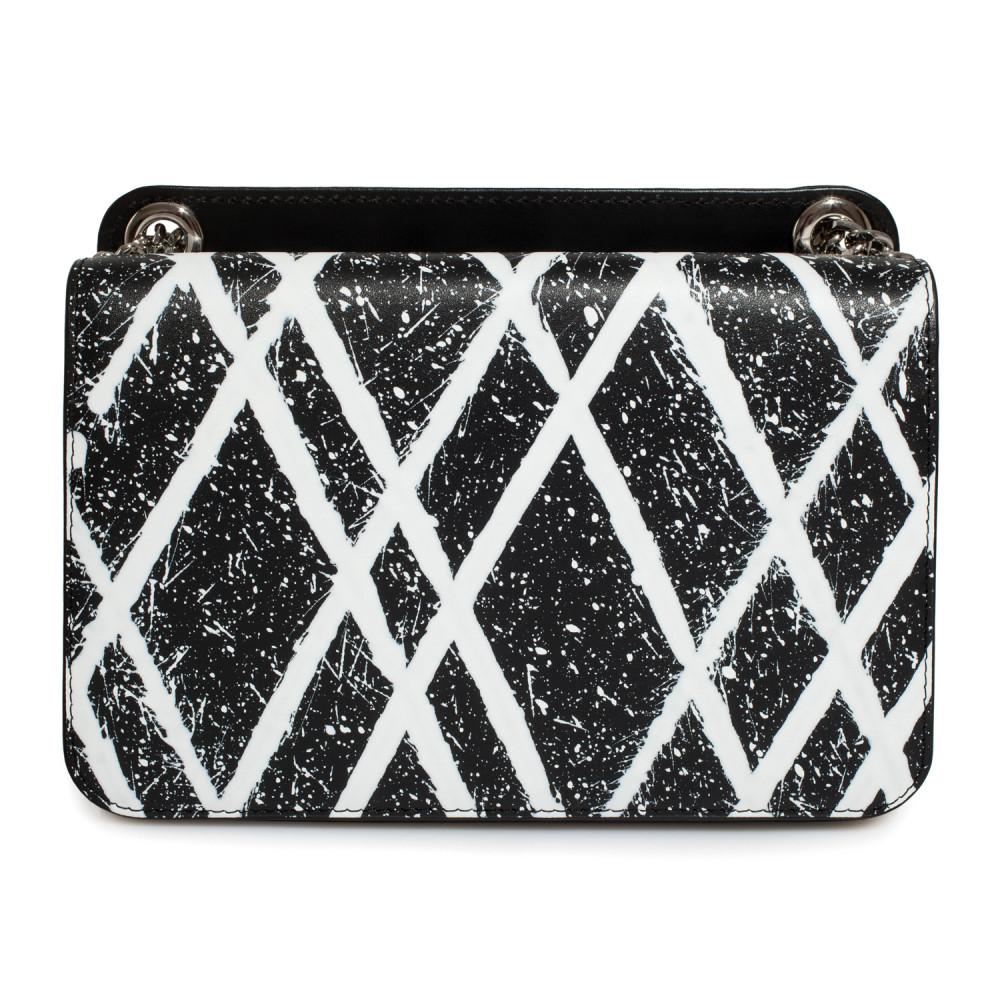 Жіноча шкіряна сумка на ланцюжку Elvira KF-3790-3
