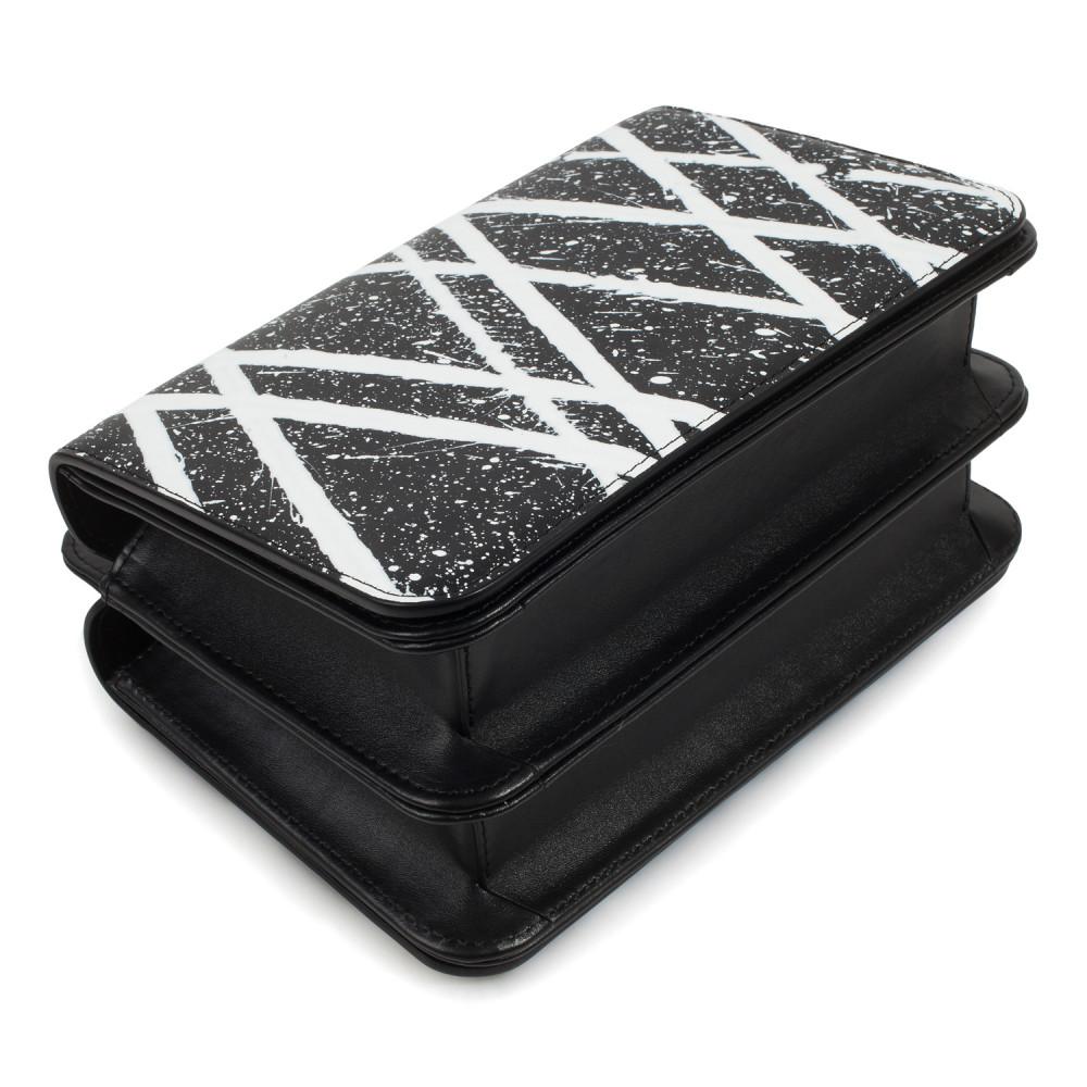 Жіноча шкіряна сумка на ланцюжку Elvira KF-3790-6