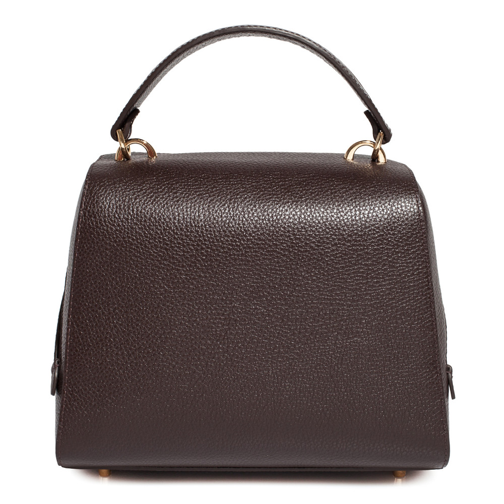 Жіноча шкіряна сумка Elegance KF-3792-3