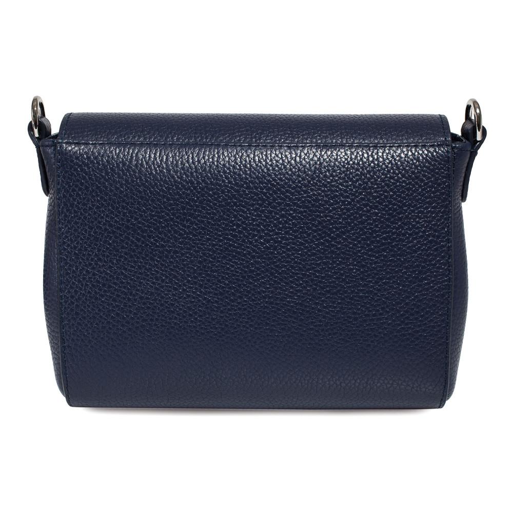 Жіноча шкіряна сумка кросс-боді на широкому ремені Prima Ann KF-3812-3