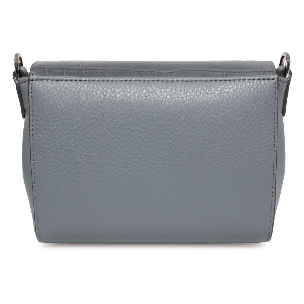 Жіноча шкіряна сумка кросс-боді на широкому ремені Prima Ann KF-3813-3
