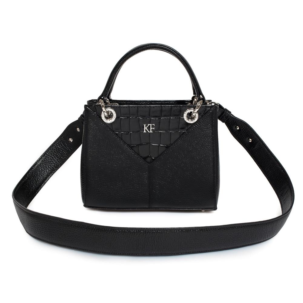 Жіноча шкіряна сумка Vera S KF-3823