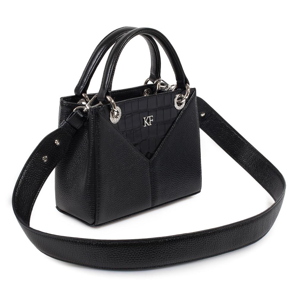 Жіноча шкіряна сумка Vera S KF-3823-1