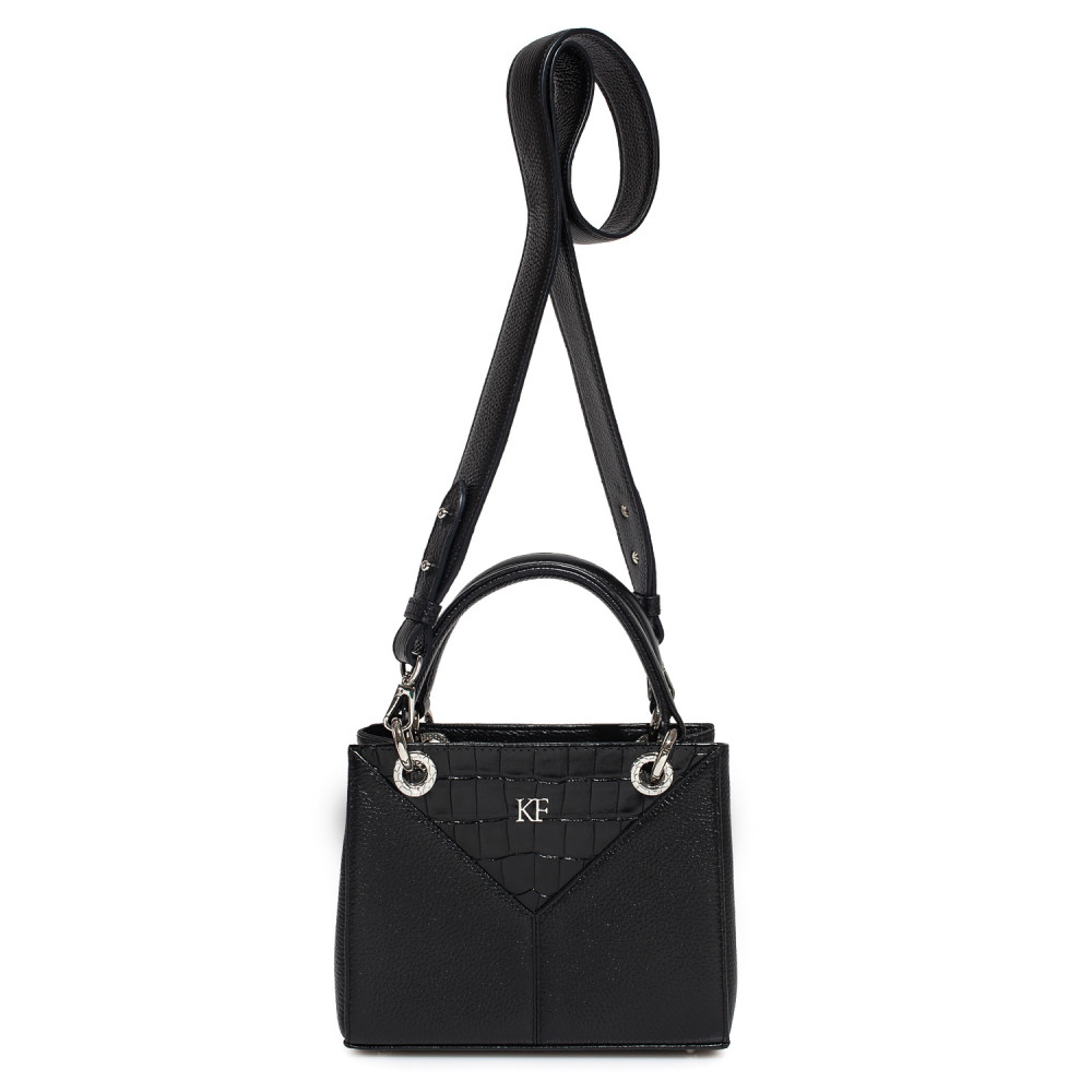 Жіноча шкіряна сумка Vera S KF-3823-2