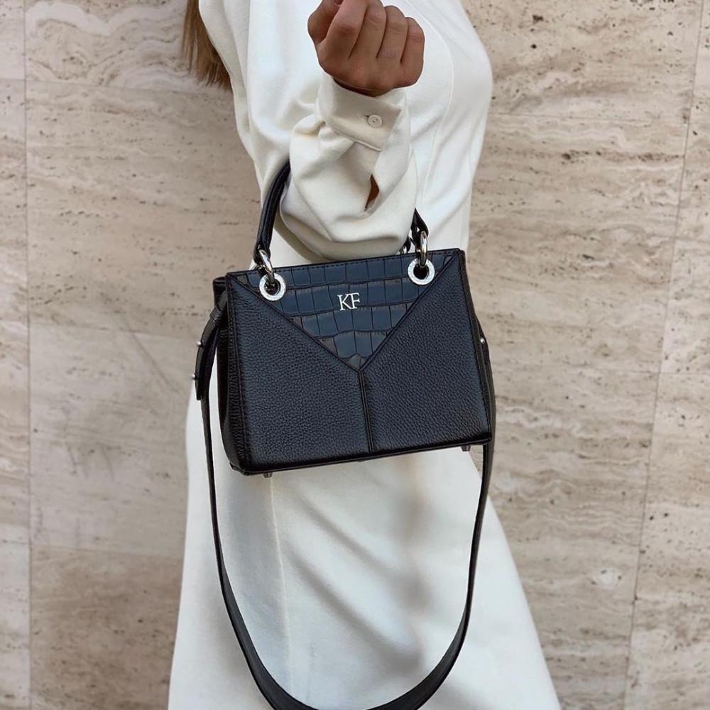 Жіноча шкіряна сумка Vera S KF-3823-6