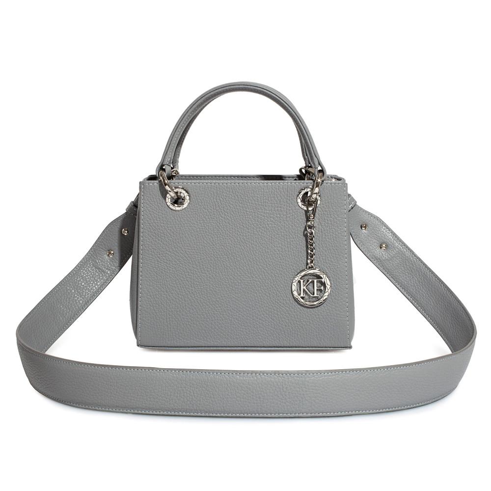 Women's leather bag Vera S KF-3824
