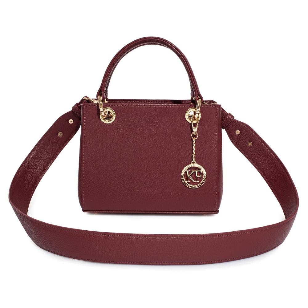 Жіноча шкіряна сумка Vera S KF-3826-1