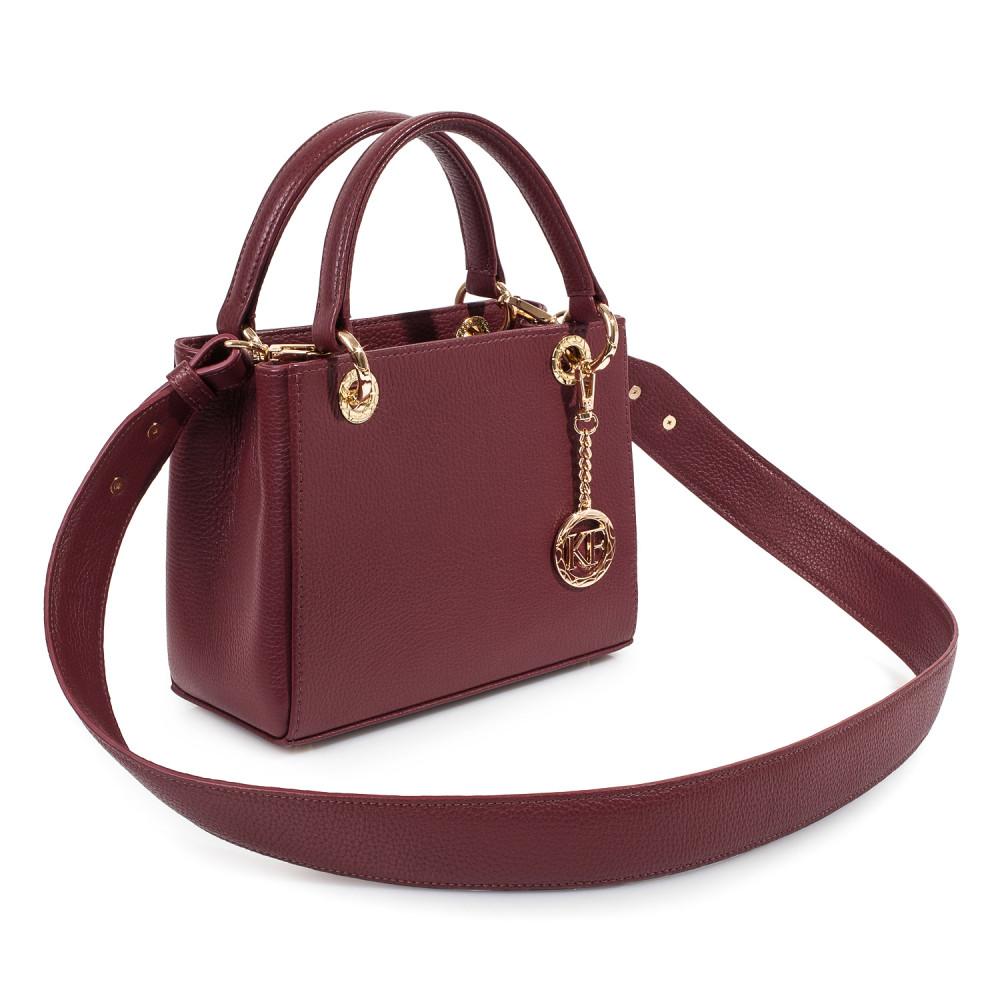 Жіноча шкіряна сумка Vera S KF-3826-2