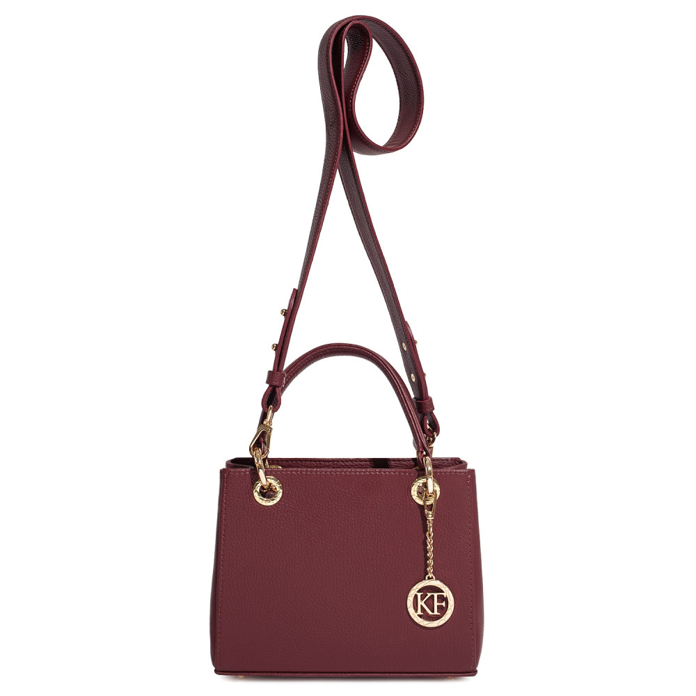 Жіноча шкіряна сумка Vera S KF-3826-3