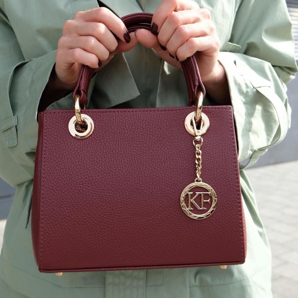 Жіноча шкіряна сумка Vera S KF-3826-8