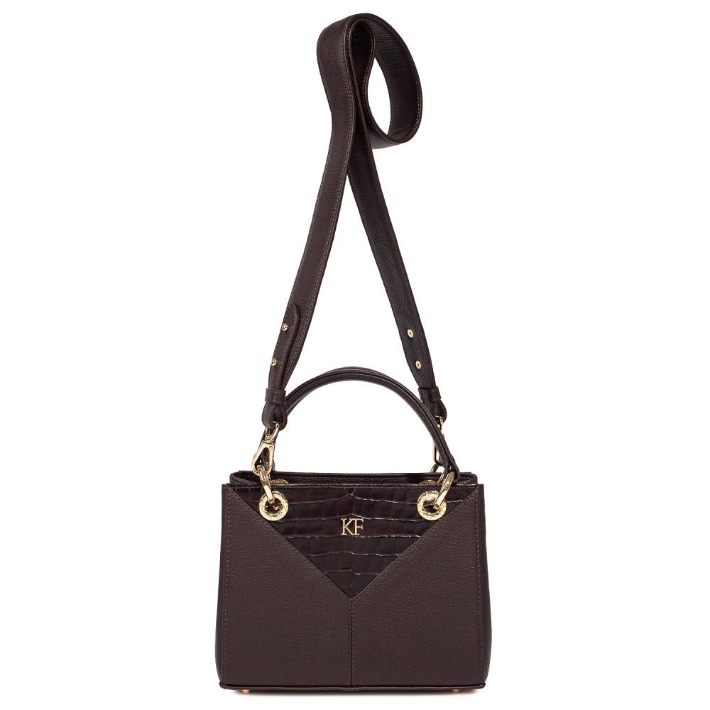 Жіноча шкіряна сумка Vera S KF-3828-3