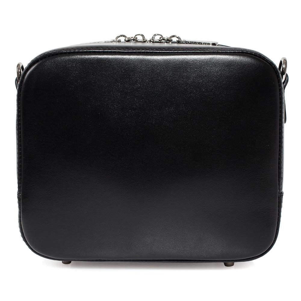 Жіноча шкіряна сумка кросс-боді на широкому ремені Tatiana KF-3847-4