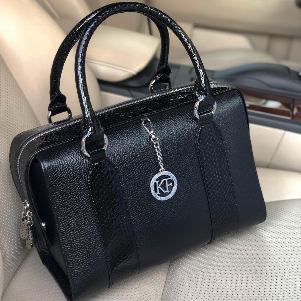 Жіноча шкіряна сумка Olga KF-3862