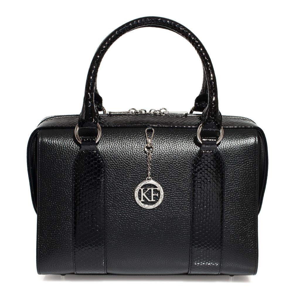 Жіноча шкіряна сумка Olga KF-3862-1