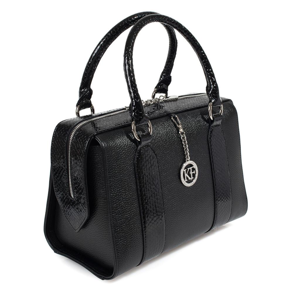 Жіноча шкіряна сумка Olga KF-3862-2