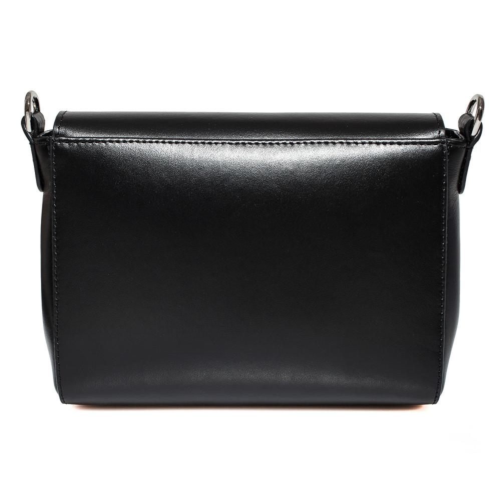 Жіноча шкіряна сумка кросс-боді на широкому ремені Prima Ann KF-3865-3