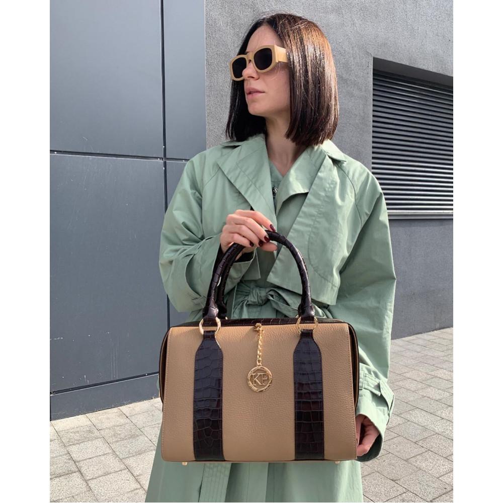 Жіноча шкіряна сумка Olga KF-3897-6