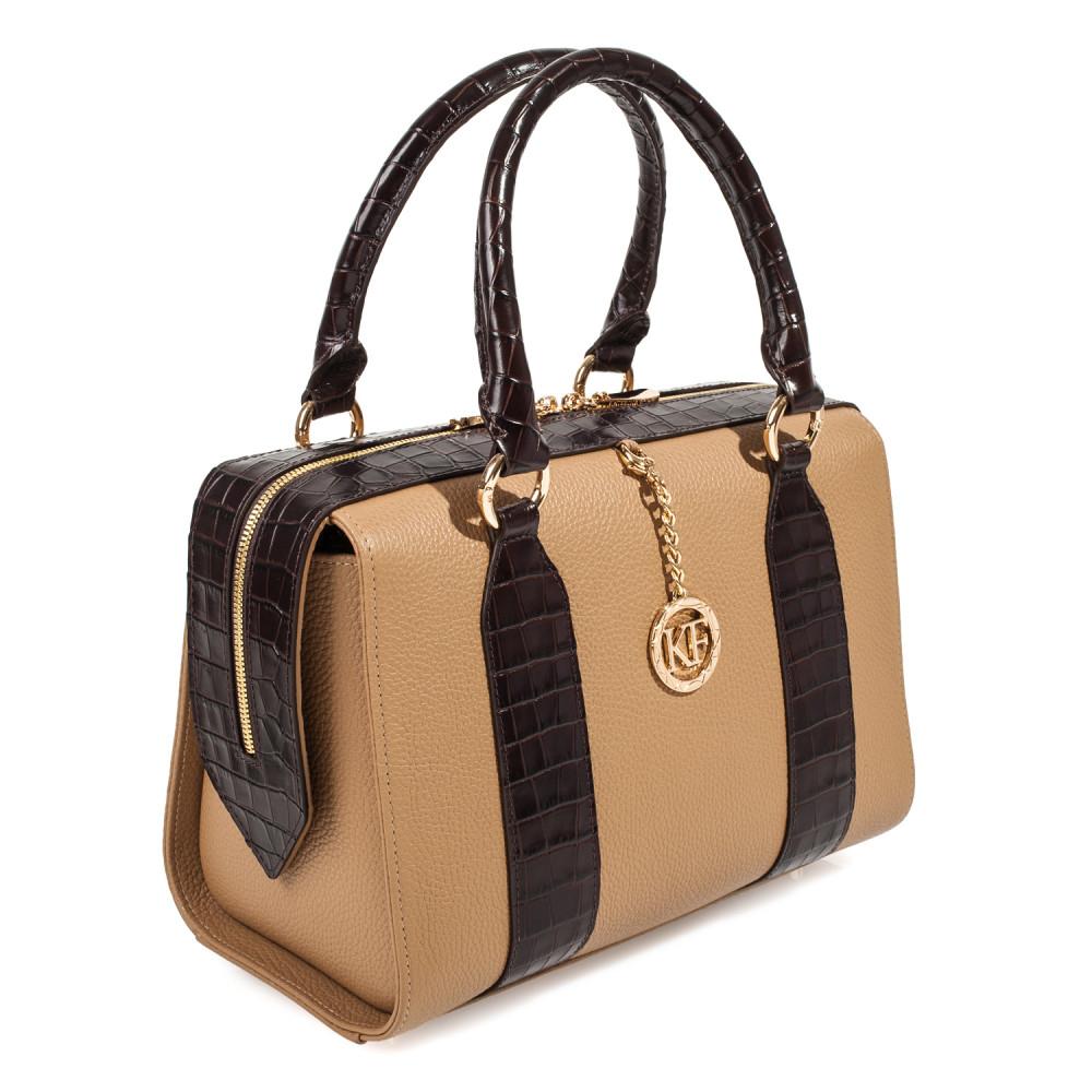 Жіноча шкіряна сумка Olga KF-3897-1