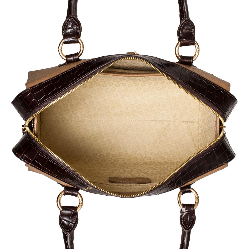 Жіноча шкіряна сумка Olga KF-3897-3