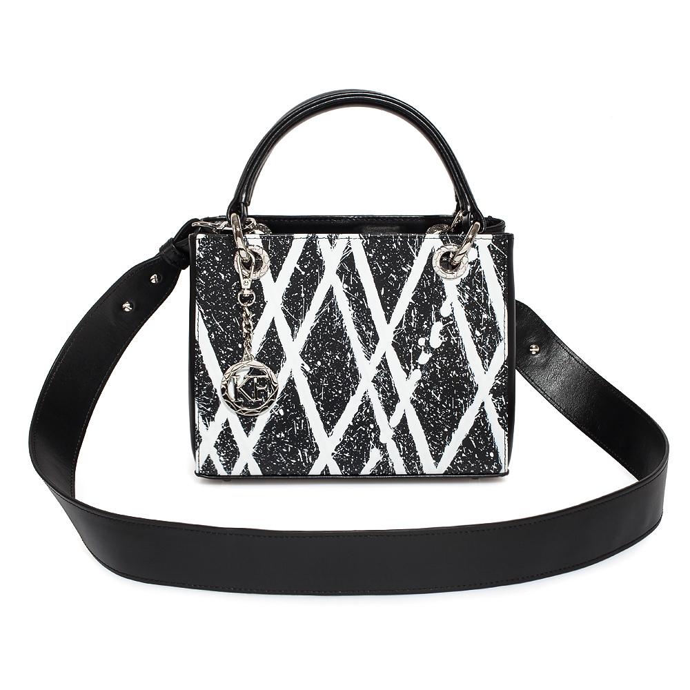 Жіноча шкіряна сумка Vera S KF-3901
