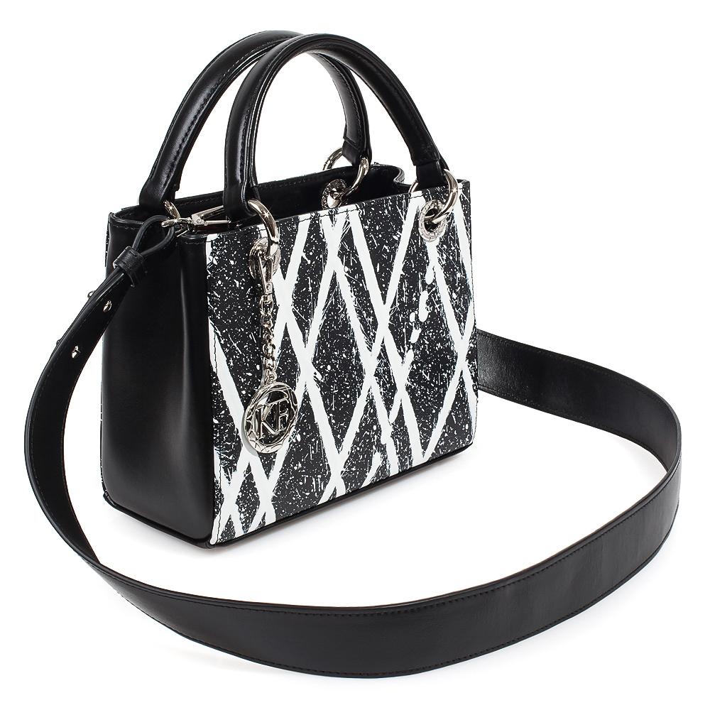 Жіноча шкіряна сумка Vera S KF-3901-1