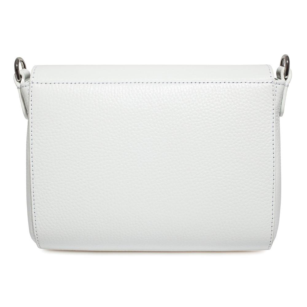 Жіноча шкіряна сумка кросс-боді на широкому ремені Prima S KF-3911-3