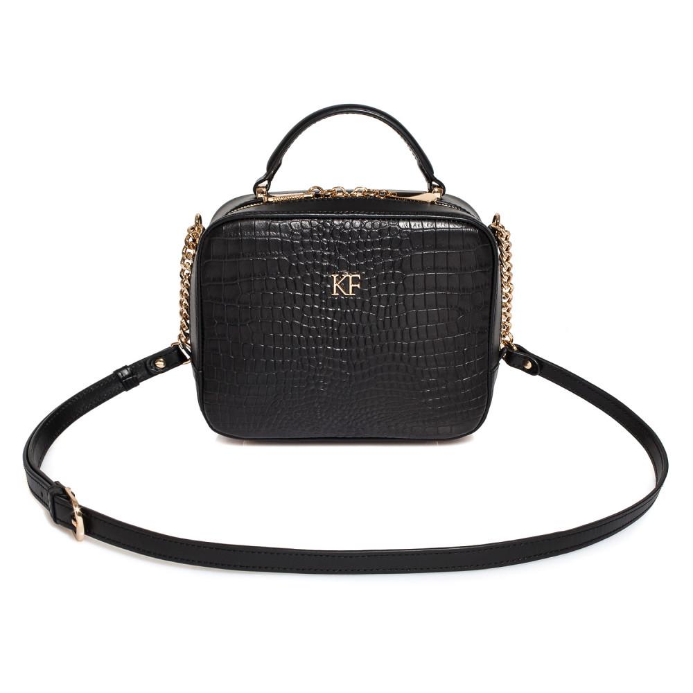 Жіноча шкіряна сумка кросс-боді Casey KF-3920-1