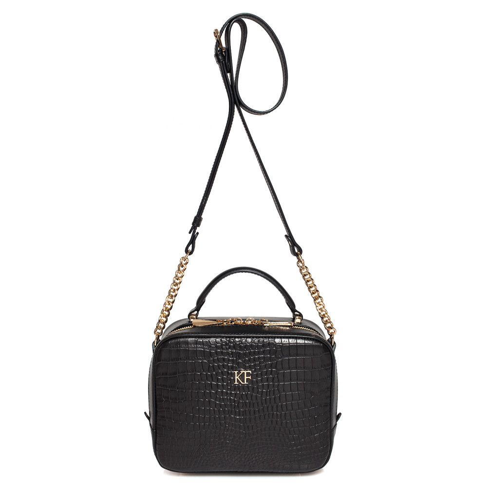 Жіноча шкіряна сумка кросс-боді Casey KF-3920-3