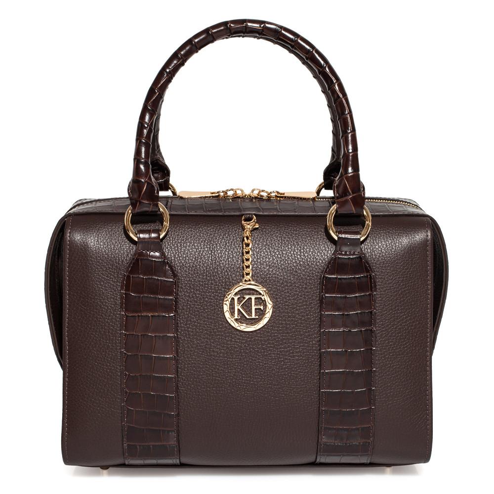 Жіноча шкіряна сумка Olga KF-3938-1