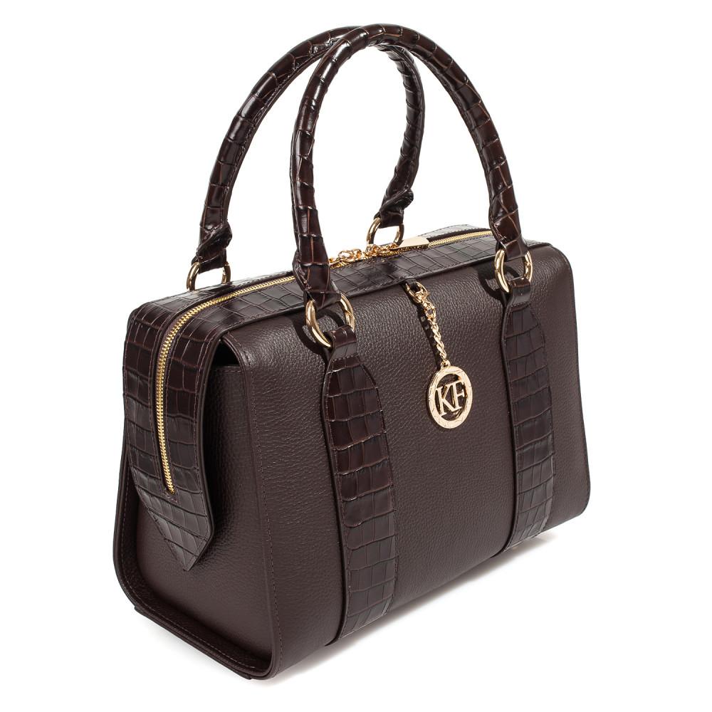 Жіноча шкіряна сумка Olga KF-3938-2